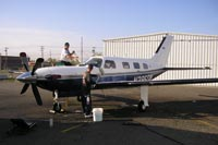 Aircraft Cleaning and Detailing